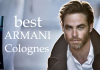 best armani cologne men