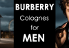 best burberry colognes men