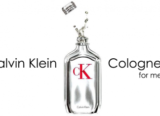 calvin klein colognes men