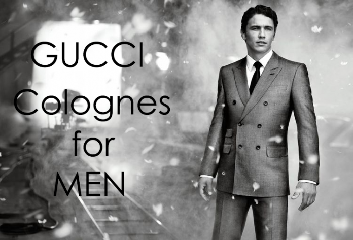 gucci colognes for men